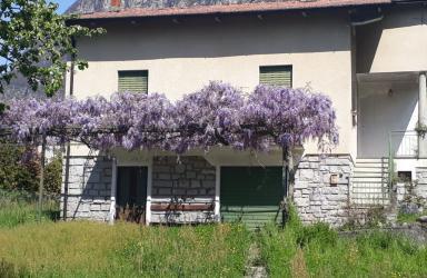 Campo Mezzola (SO) Casa indipendente con grande giardino: Immagine Elenchi